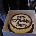 Barry Cake