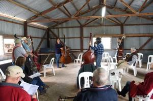 Jenine Bass Workshop